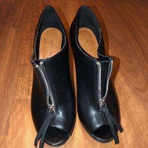 Ann Marino Black Booties